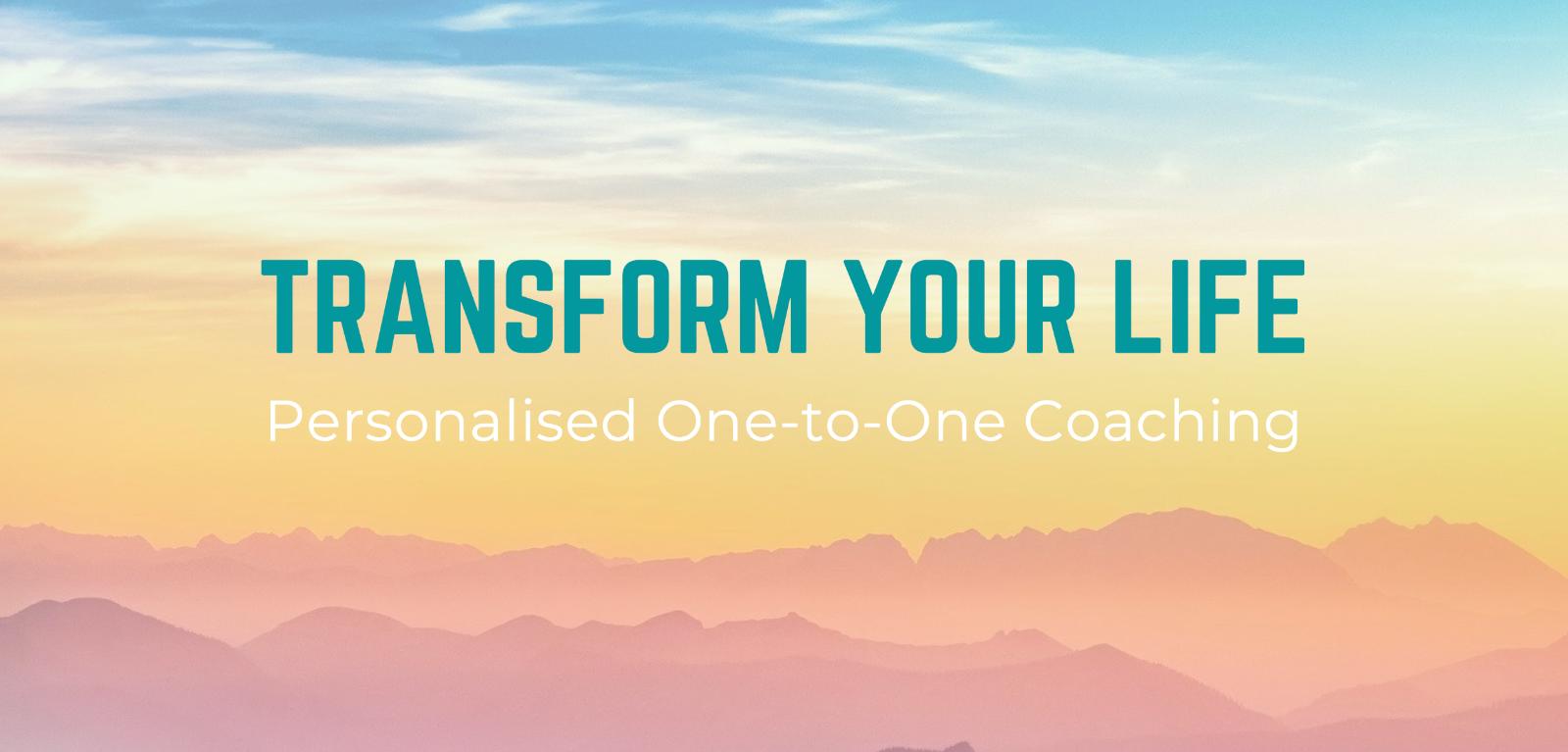 Transform Your Life 4