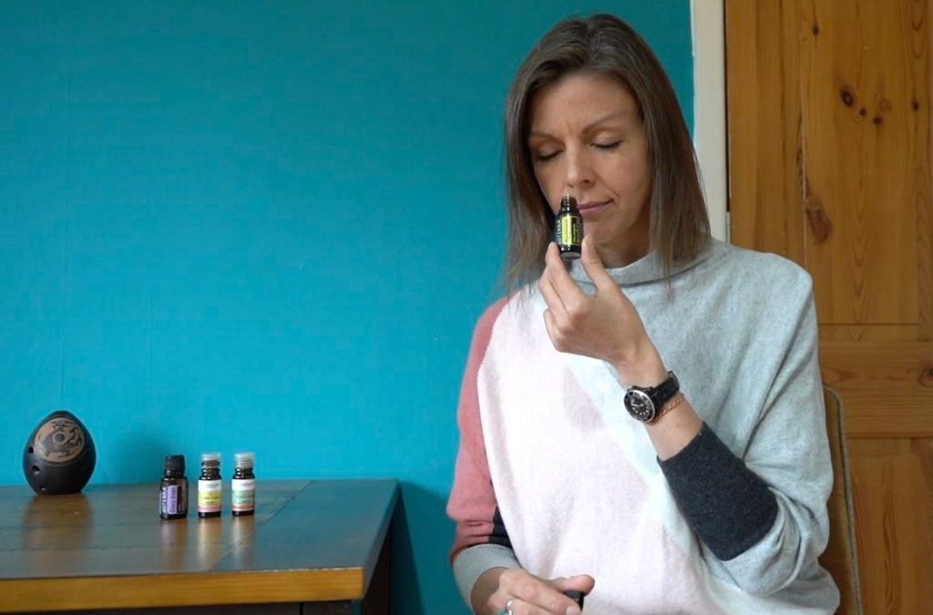 Essential Oils Practice