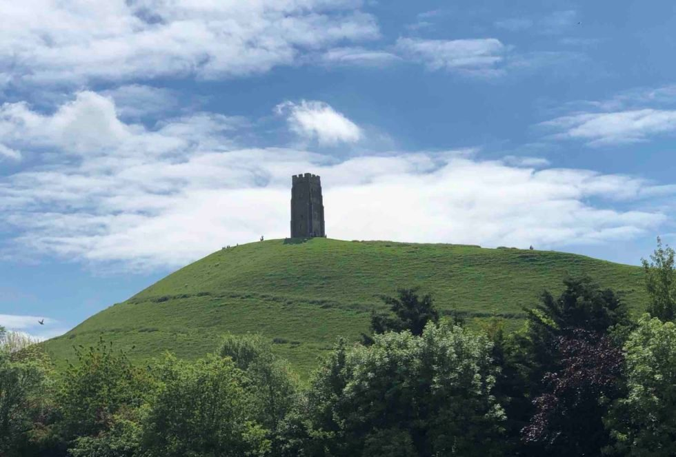 Glastonbury Tor Spiritual Lesson